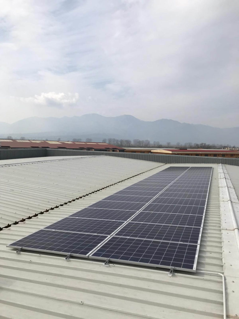 impianto fotovoltaico da 10kwp